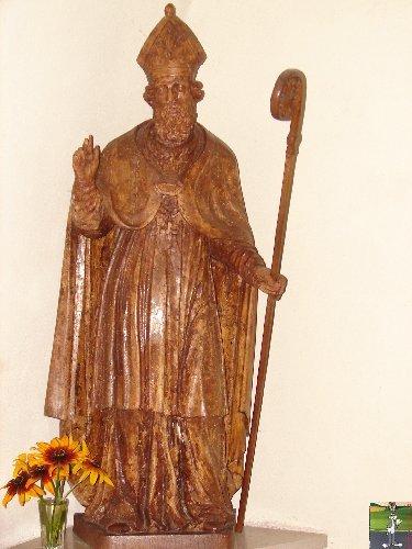 026 - St Maurice - Crillat (39) L'église de St Maurice et la chappelle St François de Sales 0338
