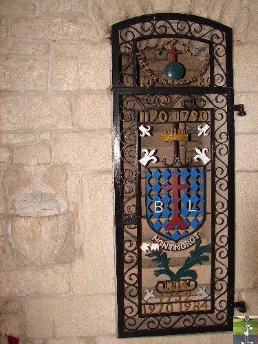 027 - Bonlieu (39) L'église St Jean Baptiste 0344