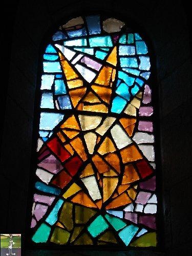 027 - Bonlieu (39) L'église St Jean Baptiste 0348
