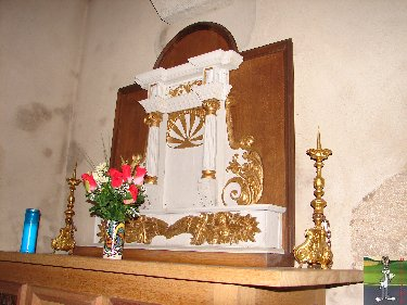 027 - Bonlieu (39) L'église St Jean Baptiste 0363