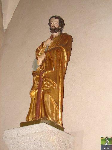 027 - Bonlieu (39) L'église St Jean Baptiste 0365