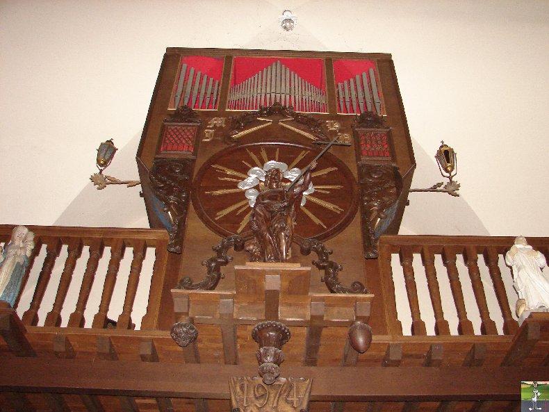 027 - Bonlieu (39) L'église St Jean Baptiste 0366