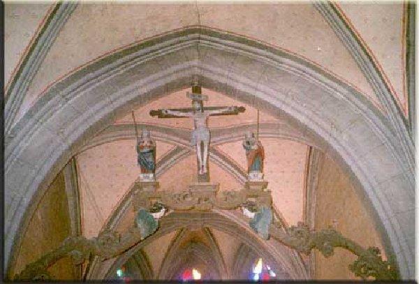 029 - La Chaux des Crotenay (39) L'église Ste Marguerite 0385