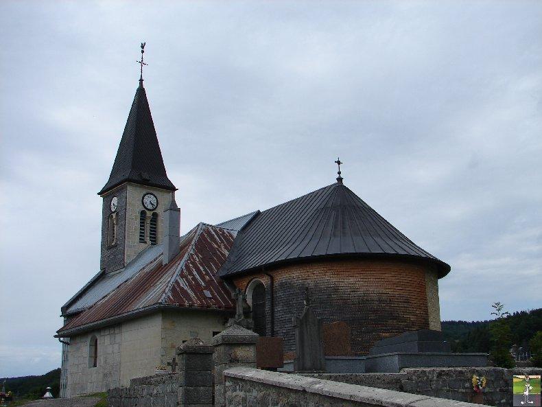 030 - Foncine le bas (39) L'égliser St Pierre es Liens et St Pierre 0387