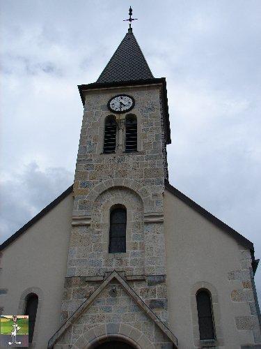 030 - Foncine le bas (39) L'égliser St Pierre es Liens et St Pierre 0388