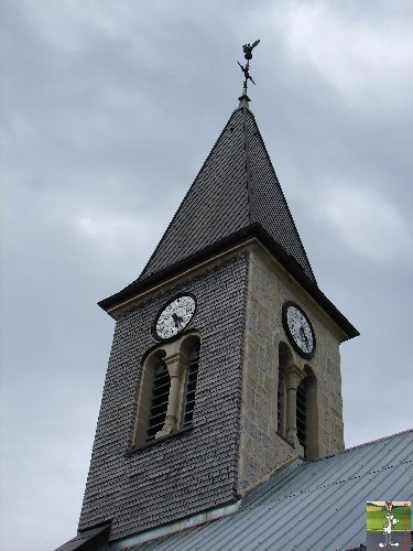 030 - Foncine le bas (39) L'égliser St Pierre es Liens et St Pierre 0389