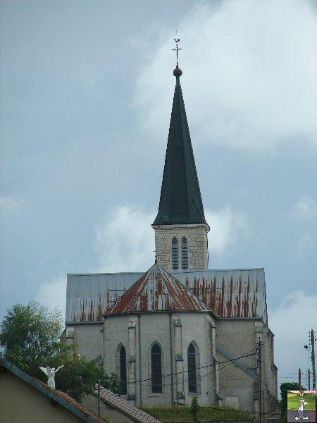 032 - Le Lac des Rouges Truites (39) L'église de la Nativité 0394