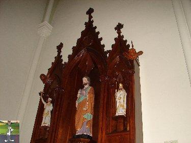 032 - Le Lac des Rouges Truites (39) L'église de la Nativité 0412
