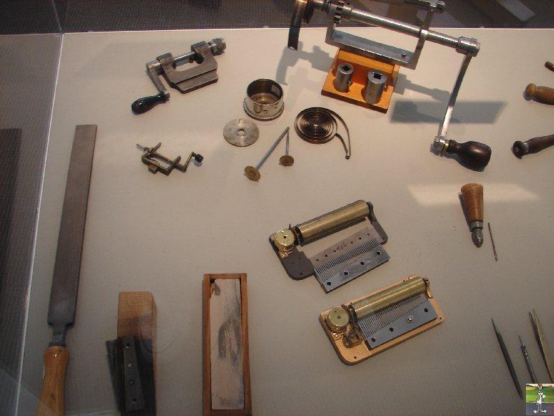 Le musée de la Boite à musique et des Automates - Ste-Croix 0008