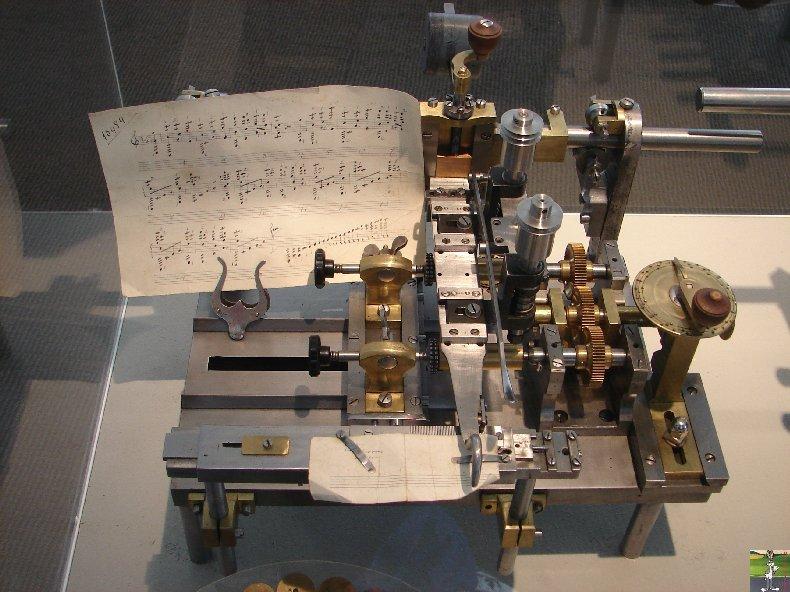 Le musée de la Boite à musique et des Automates - Ste-Croix 0025