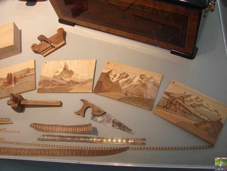 Le musée de la Boite à musique et des Automates - Ste-Croix 0031