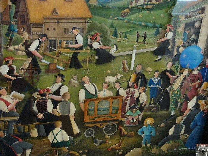 Le musée de la Boite à musique et des Automates - Ste-Croix 0039