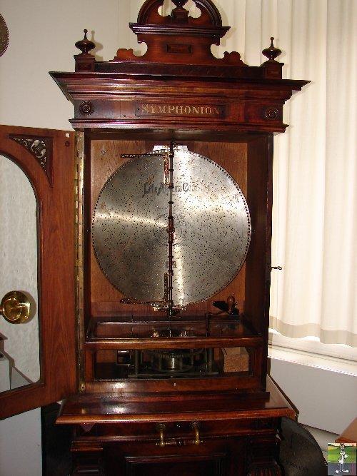 Le musée de la Boite à musique et des Automates - Ste-Croix 0044