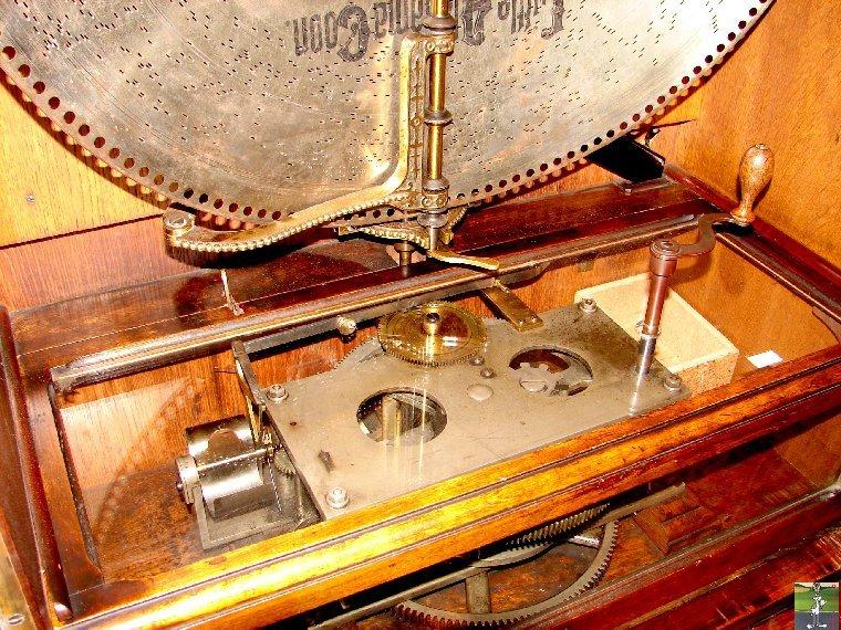 Le musée de la Boite à musique et des Automates - Ste-Croix 0048