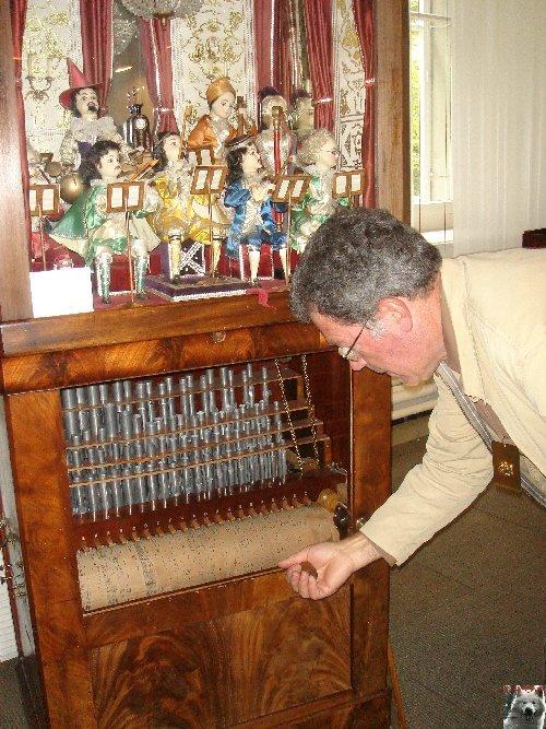 Le musée de la Boite à musique et des Automates - Ste-Croix 0057