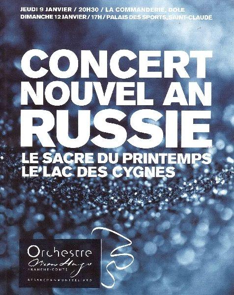L'orchestre Victor Hugo Franche Comté - Concert du Nouvel An - 12 janvier 2014 000