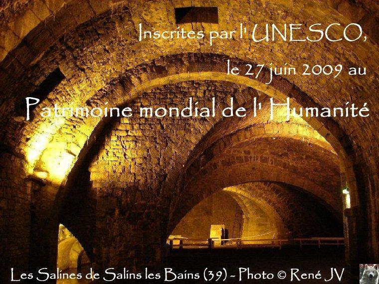 Les salines de Salins au patrimoine mondiale de l'humanité 0150