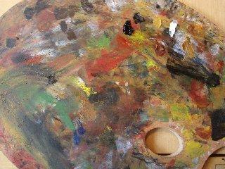 2006-06-06 : David Mayet - Peintre sur plumes. 0005