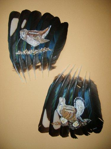 2006-06-06 : David Mayet - Peintre sur plumes. 0030