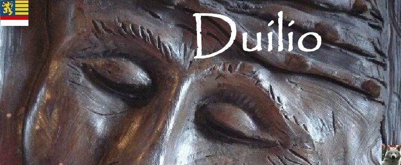 2006-06-28 et 2006-07-07 : Duilio et Gabrielle - De la terre au verre... Logo