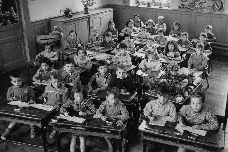 Quelques photos d'école - Classe 1966 - à Saint-Claude (39) Fbg_2_b