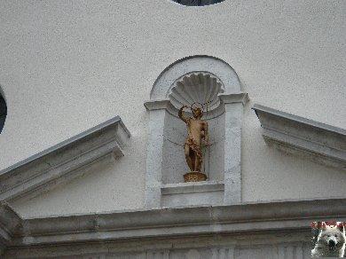 005 - Longchaumois (39) L'église St Jean Baptiste 0003