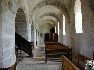 005 - Longchaumois (39) L'église St Jean Baptiste 0006