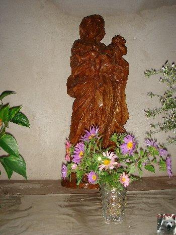 005 - Longchaumois (39) L'église St Jean Baptiste 0008