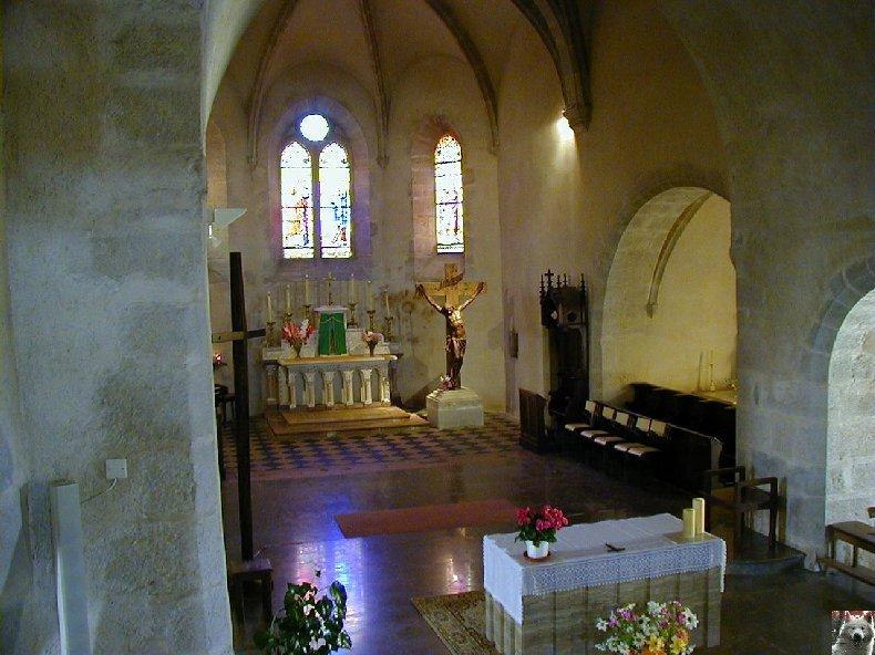 005 - Longchaumois (39) L'église St Jean Baptiste 0010