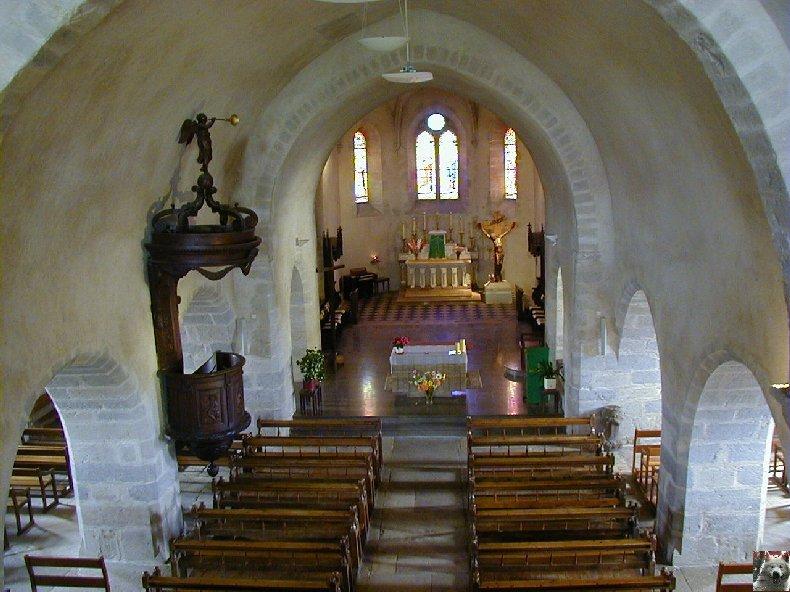 005 - Longchaumois (39) L'église St Jean Baptiste 0014