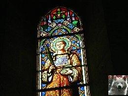 005 - Longchaumois (39) L'église St Jean Baptiste 0017