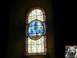 005 - Longchaumois (39) L'église St Jean Baptiste 0021