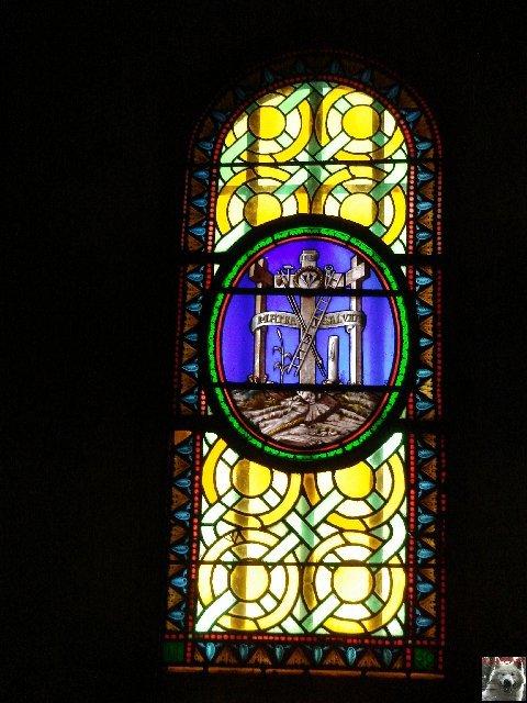 005 - Longchaumois (39) L'église St Jean Baptiste 0022