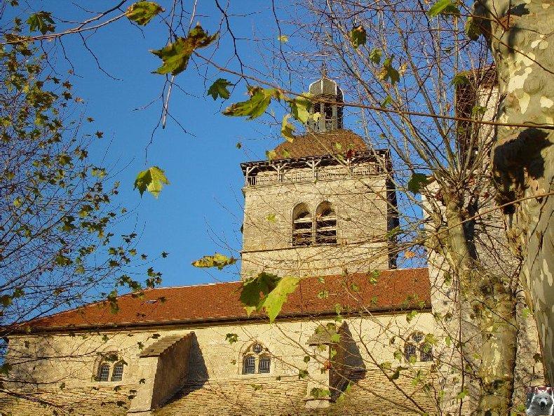 043 - Orgelet (39) L'église Notre Dame  0004