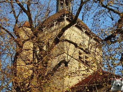 043 - Orgelet (39) L'église Notre Dame  0008