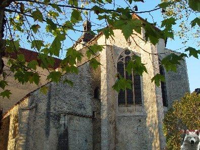 043 - Orgelet (39) L'église Notre Dame  0010