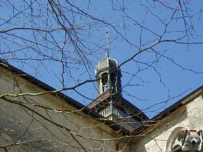 043 - Orgelet (39) L'église Notre Dame  0011