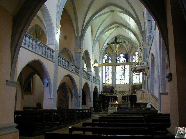 043 - Orgelet (39) L'église Notre Dame  0013