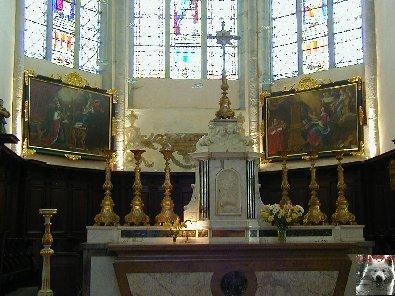 043 - Orgelet (39) L'église Notre Dame  0016