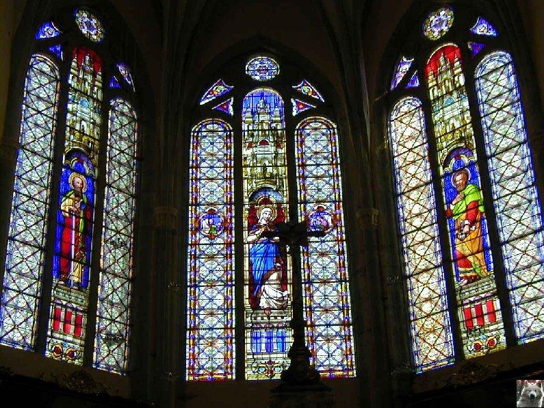 043 - Orgelet (39) L'église Notre Dame  0019