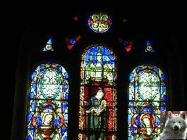 043 - Orgelet (39) L'église Notre Dame  0020