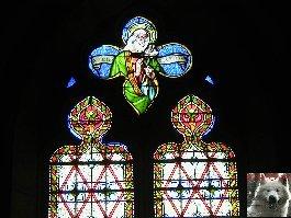 043 - Orgelet (39) L'église Notre Dame  0021