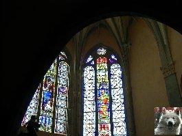043 - Orgelet (39) L'église Notre Dame  0022