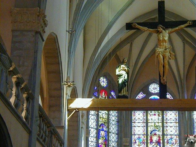 043 - Orgelet (39) L'église Notre Dame  0024