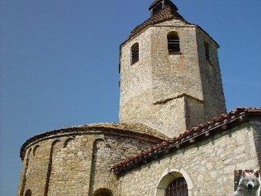 048 - St-Hymetière (39) L'église Ste Marie 0005