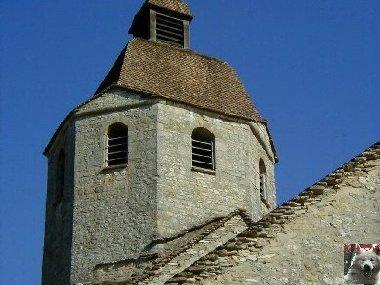 048 - St-Hymetière (39) L'église Ste Marie 0008