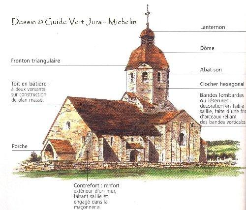 048 - St-Hymetière (39) L'église Ste Marie 0008a