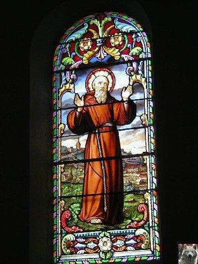 046 - Saint-Lothain (39) L'église 0004a