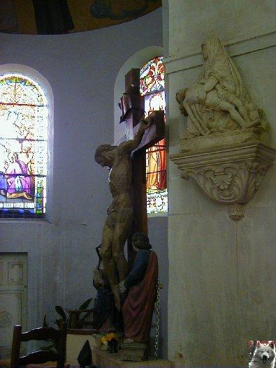 046 - Saint-Lothain (39) L'église 0007