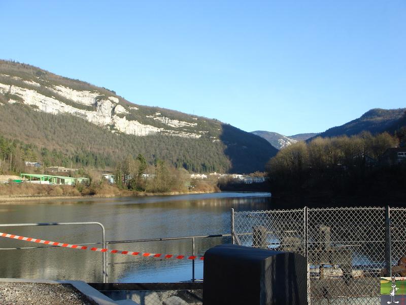Le barrage d'Etables et la centrale de Porte-Sachet (39) 0003